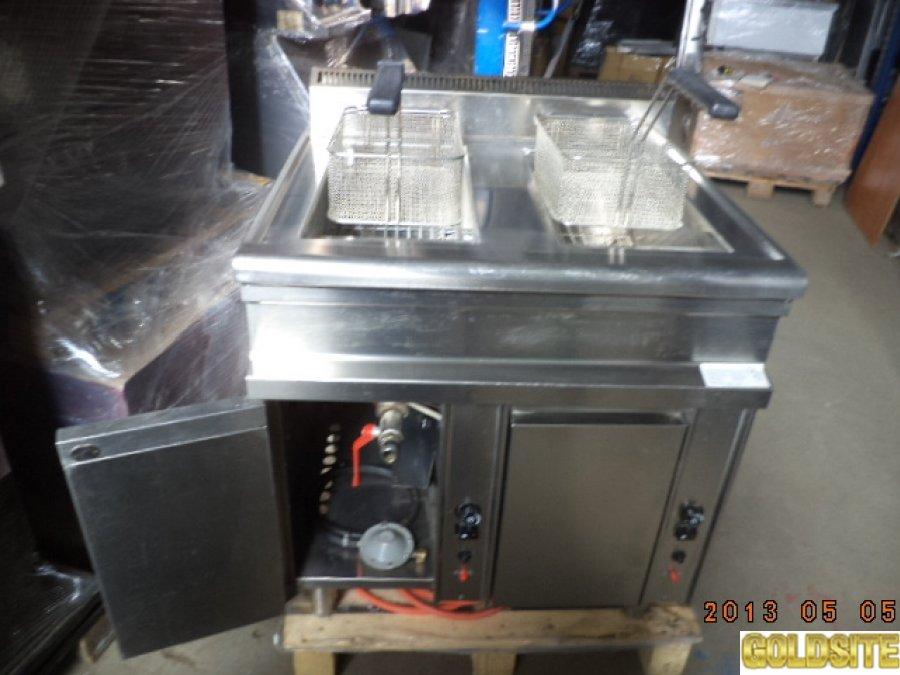 Профессиональное газовое оборудование б/у для кухни