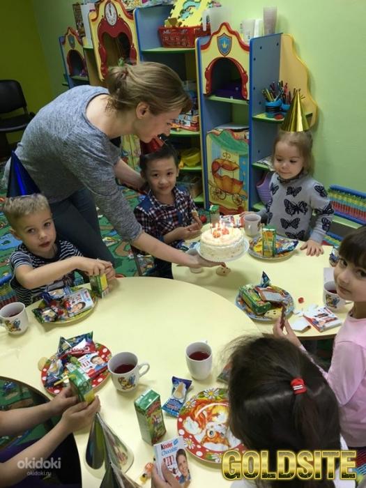 Частный детский сад приглашает на работу нянь