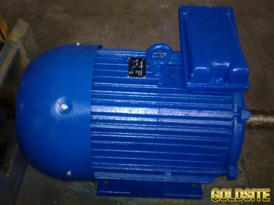 Электродвигатель 4АМ-200-L4.  45 кВт.  1500 об.  м.