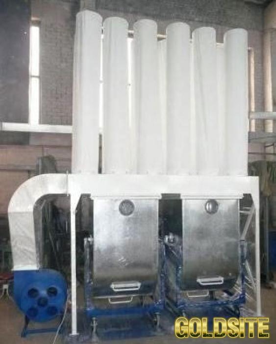 Производим аспирационные установки и сменные мешки-фильтры