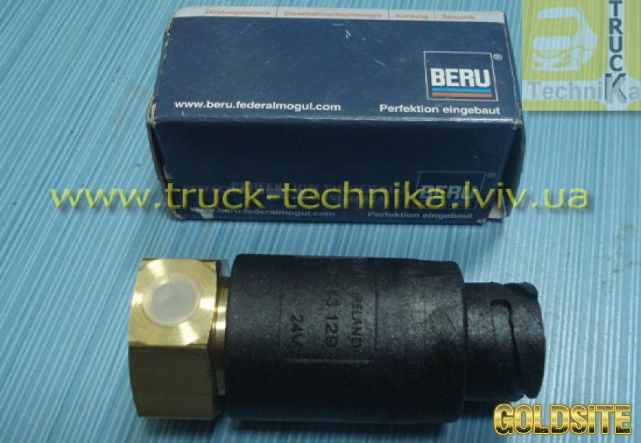 Электромагнитный клапан MAN TGA TGL TGM TGS TGX,  51259020068,  51259020081,  51259020118