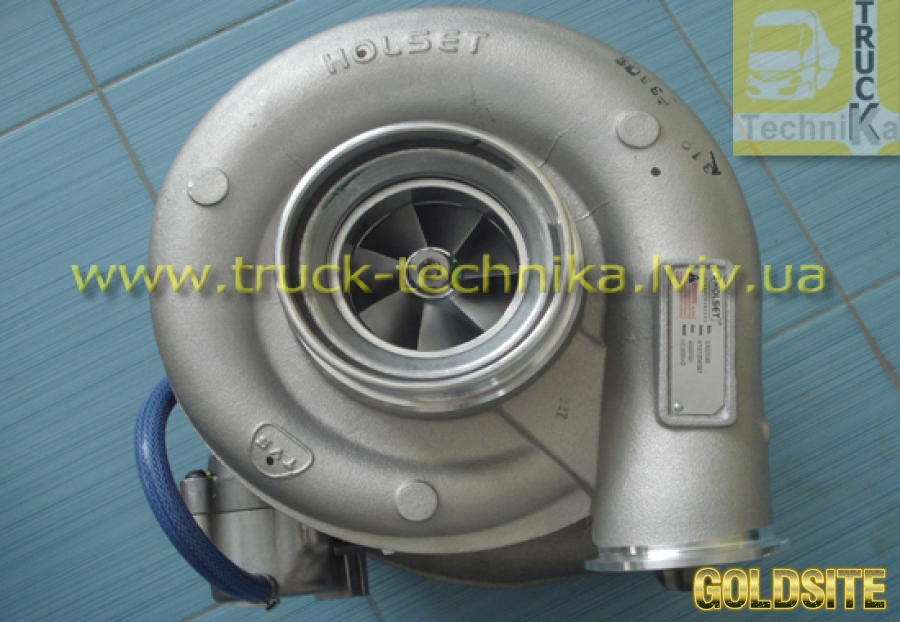 Турбина турбокомпрессор Iveco Eurotrakker Trakker Cursor,  500370592,  504003367,  504044516,  50425