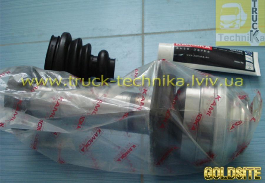 ШРУС приводной вал VW T5 Transporter Multivan,  7H0407332P,  7H0498104F,  7H0498104K,