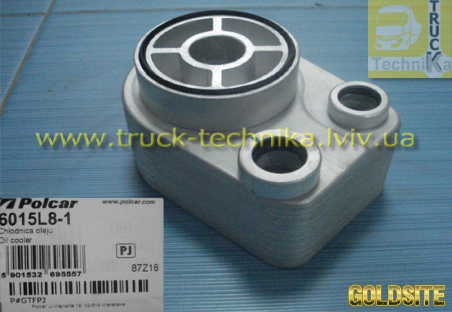 Масляный радиатор теплообменник Renault Dacia 1660084A00,  8200923115