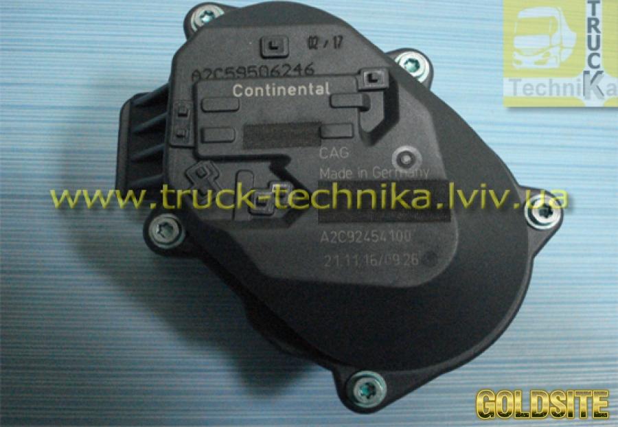 Привод дроссельной заслонки Audi,  Seat,  Skoda,  03L129086,  A2C59506246,  A2C92454100