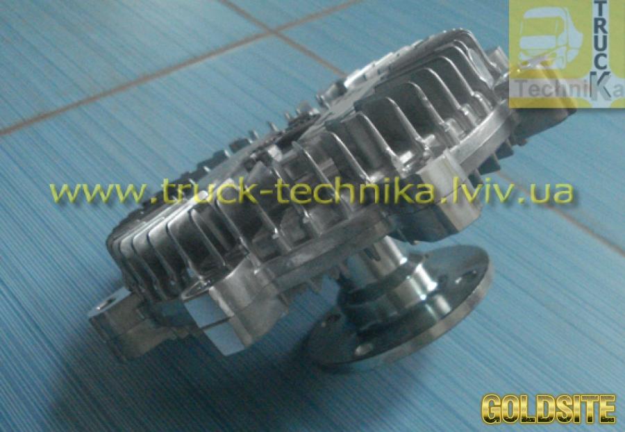 Вискомуфта вентилятора Hyundai Galloper,  H100,  2523742560,  2523742561,  2523742920
