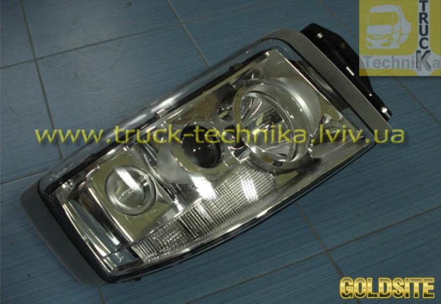 Фара RVI Premium DXI 5010578452,  5010578475,  5010578476,  5010578451