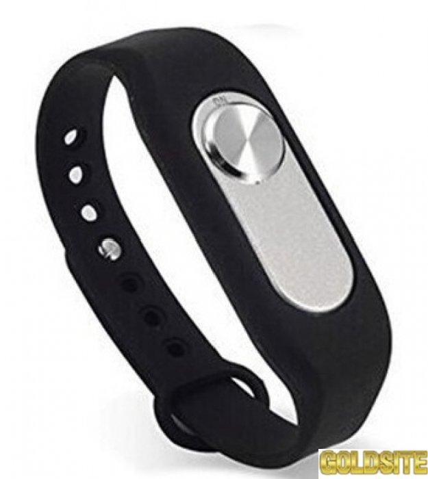 VR-06 Умный браслет цифровой диктофон 4 ГБ встроенной памяти 70 часов аудиозаписи
