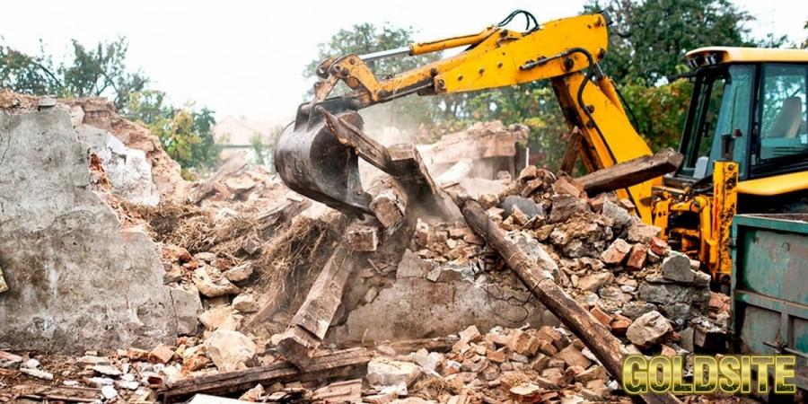 Демонтажные работы Киев недорого