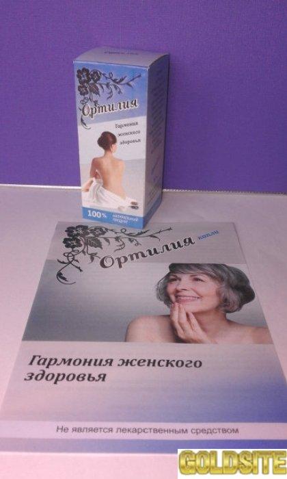 Купить Ортилия - капли от климакса оптом от 50 шт