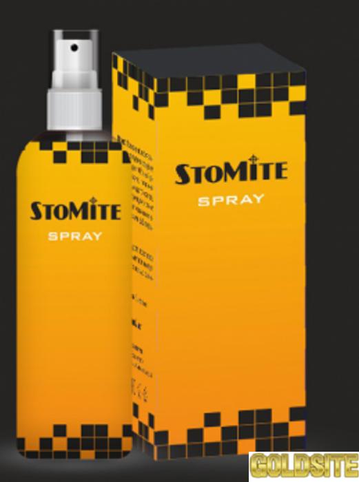 Купить StoMite - эффективный спрей от клещей (СтоМит)    оптом от 50 шт
