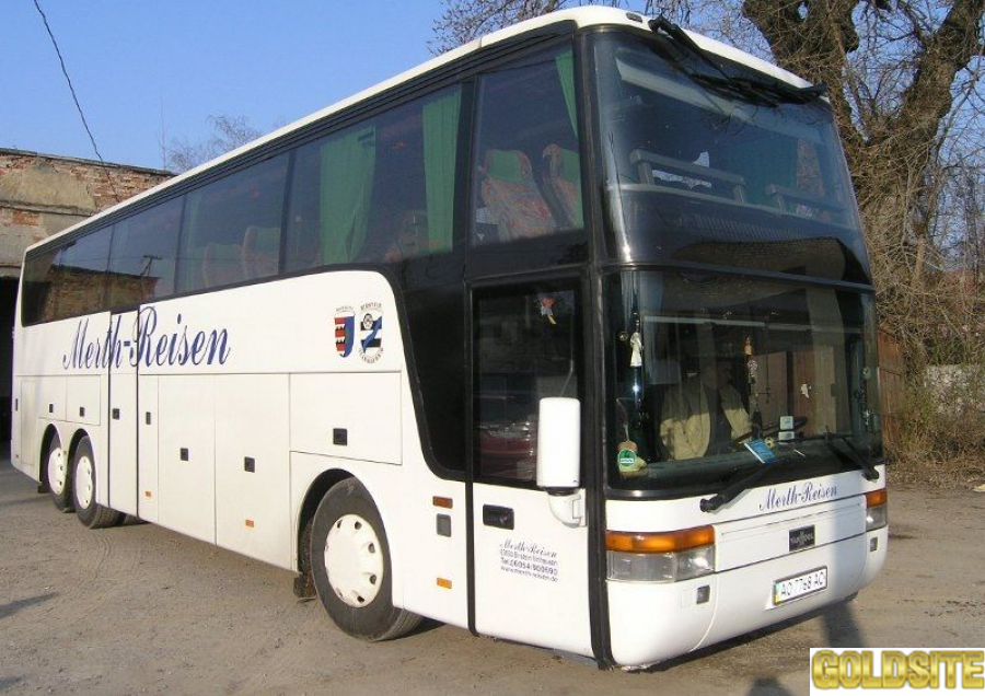 Гарантированные автобусные трансферы в Словакию из Ужгорода на зимние выходные 2018