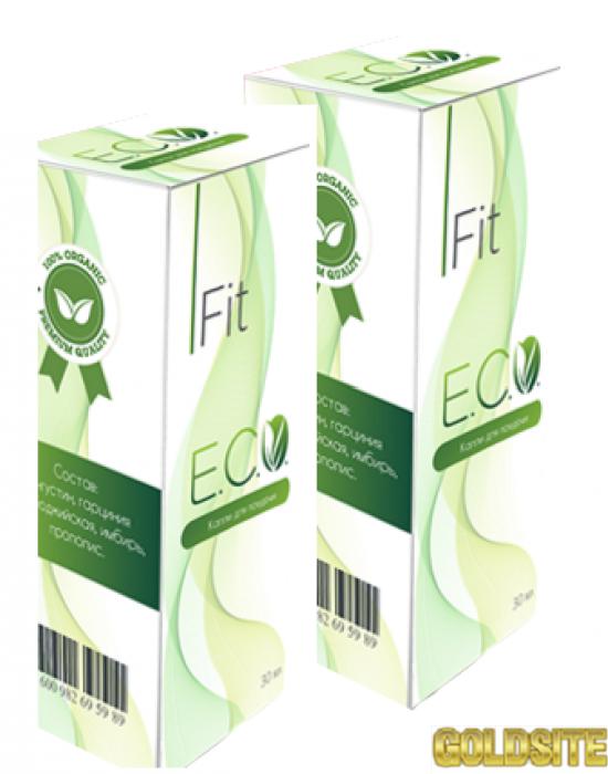 Купить Eco Fit - капли для похудения (Эко Фит)   оптом от 50 шт