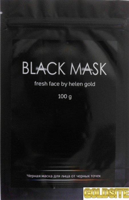 Купить Black Mask - Маска от черных точек и прыщей (Чёрная маска)   оптом от 50 шт