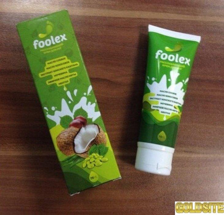 Купить Foolex - расслабляющий крем для ног (Фулекс)   оптом от 50 шт