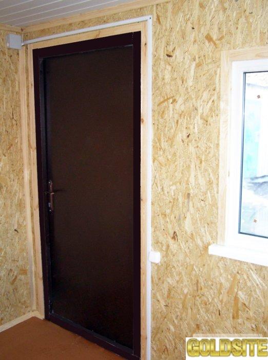 Вагончик для охранника,    блок-пост,    новый,    3х2,   5 м.