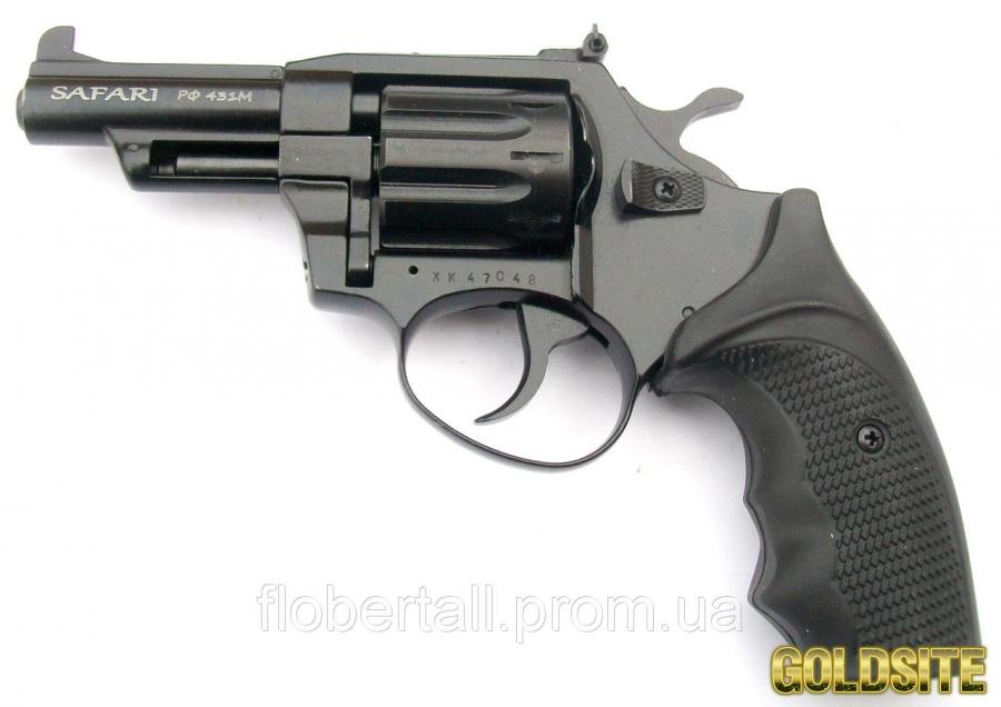 Револьвер под патрон флобера Сафари 431М