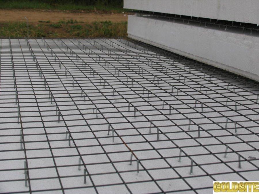 Строительство домов из 3 D панелей