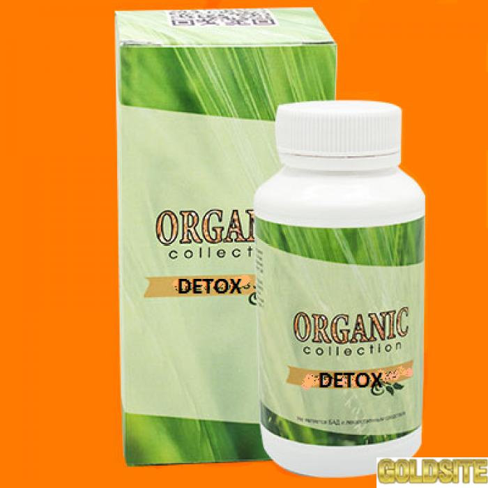 Купить Detox - препарат от токсинов от Organic Collection (Детокс)   оптом от 50 шт