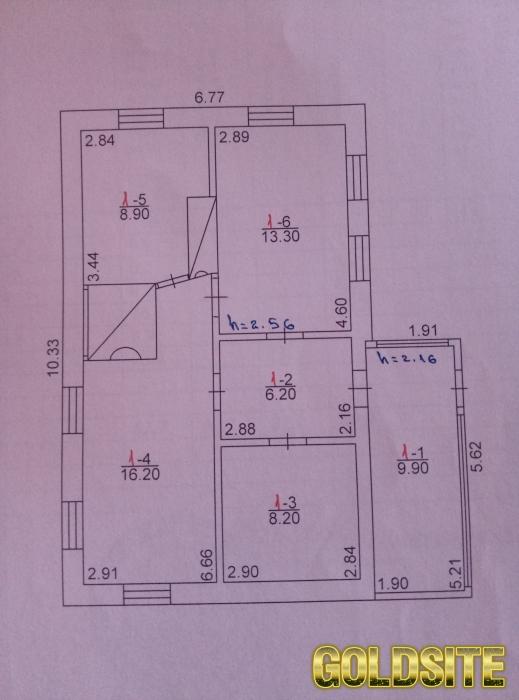 Продам дом в с.  Веремье с земельным участком