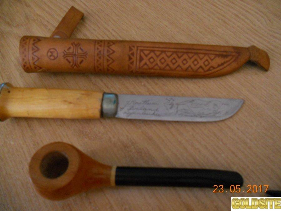 нож финский сувенирный
