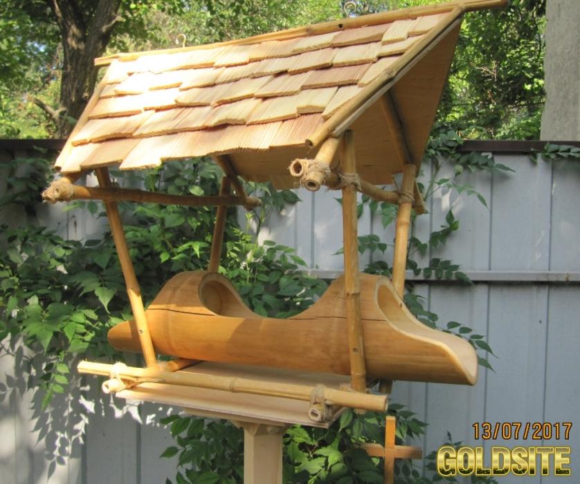 Кормушка для птиц.