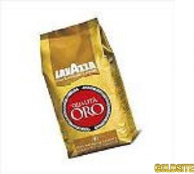Кофе в зернах Lavazza Qualita Oro 1кг.
