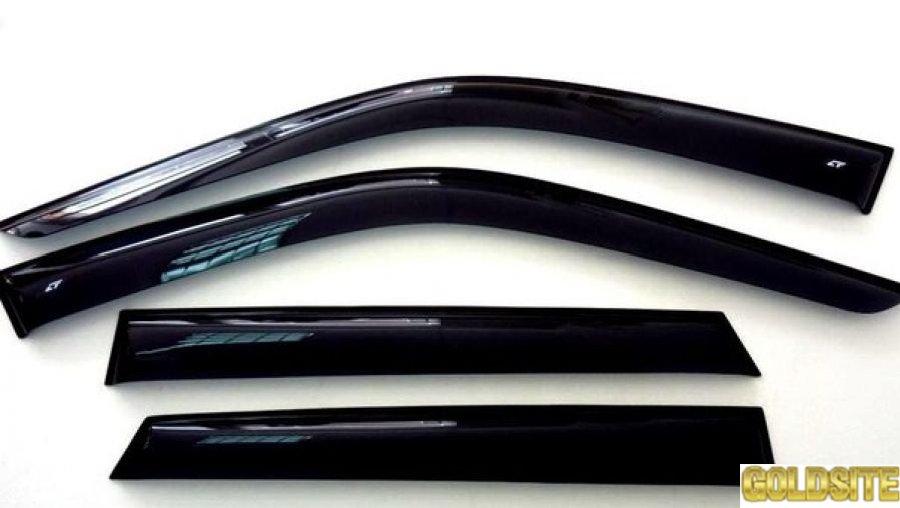 Дефлекторы окон,  ветровики Mercedes Benz Sprinter (W906)  2006 COBRA