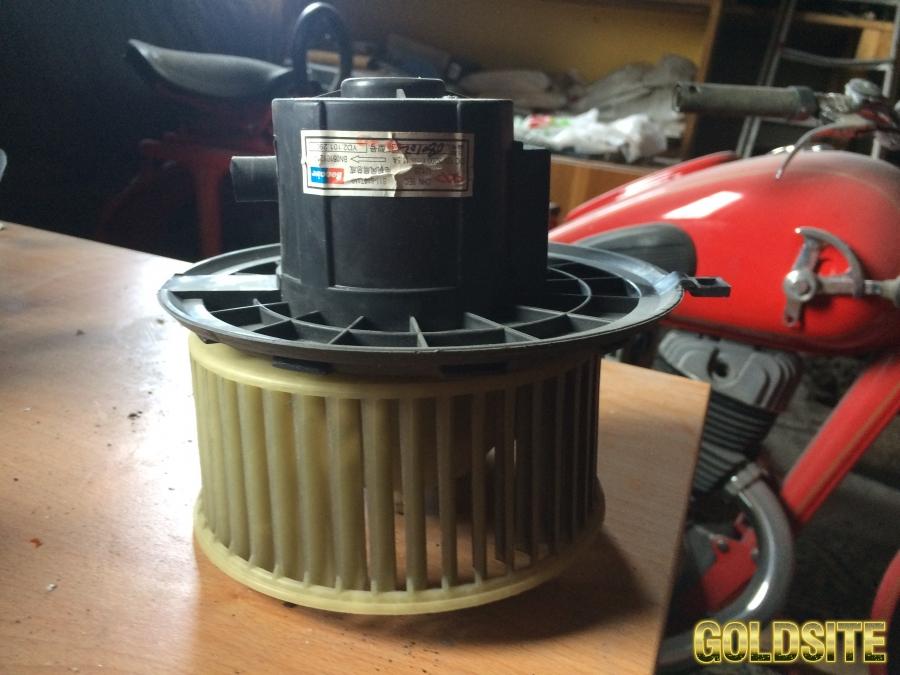 Вентилятор отопителя,   радиатора печки Chery:   Kimo,   QQ,   QQ6.   S11-8107110
