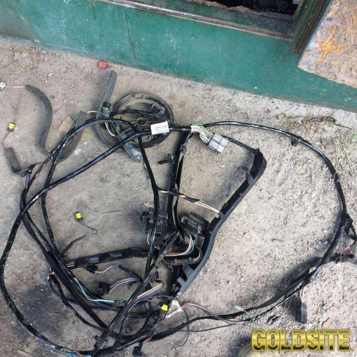 Б/у жгут проводов салона,  проводка 7700287803 Renault Scenic 1,  Рено Сценик 1