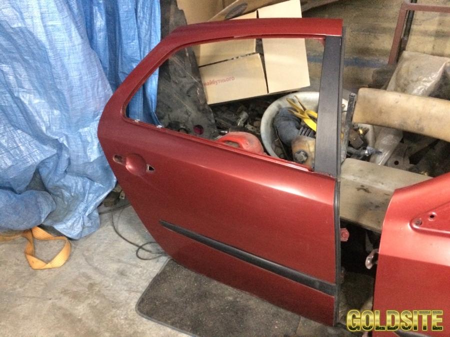 дверь задняя правая Renault Laguna 2,  Рено Лагуна