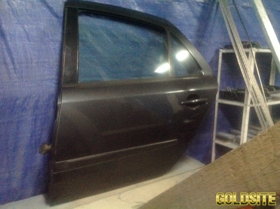 дверь задняя левая Renault Laguna 2,  Рено Лагуна