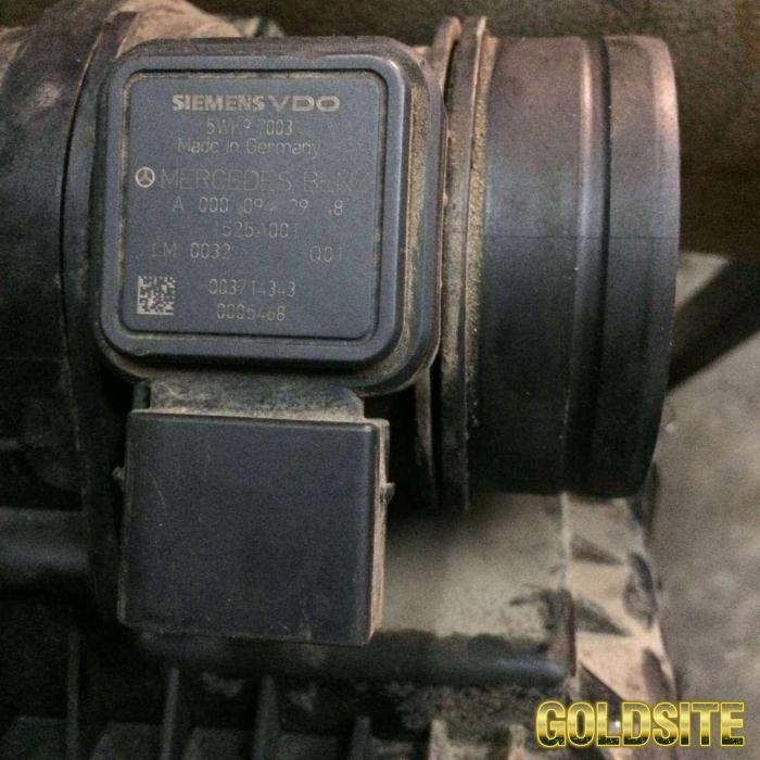Б/у расходомер воздуха для Mercedes , Smart Forfour,  A0000942948,  5WK9 7003