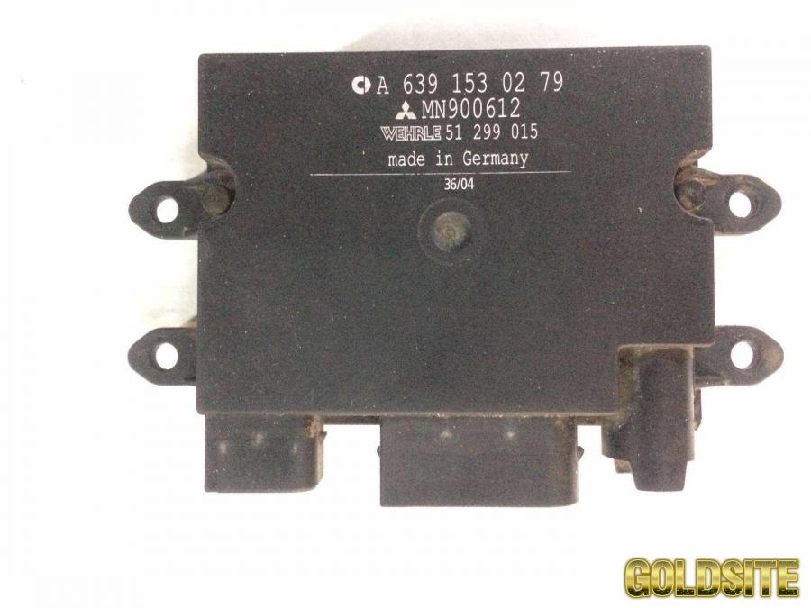 Б/у блок управления система комфорт Smart,  Mitsubishi Colt,  A 639 153 02 79,  MN900612,  51 299 01