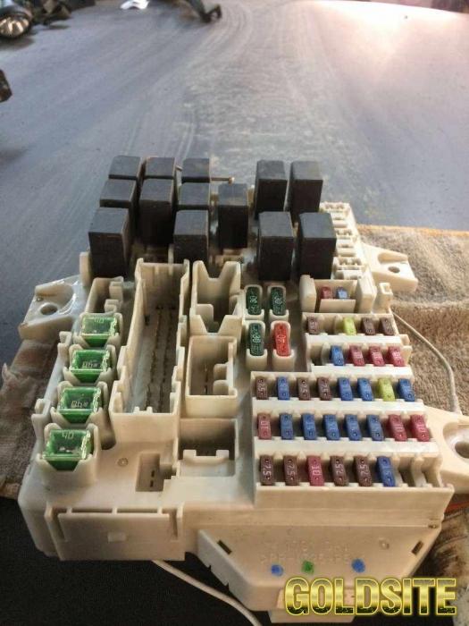 Б/у блок предохранителей Smart Forfour,  Mitsubishi Colt,  A4545400124,  MN108329