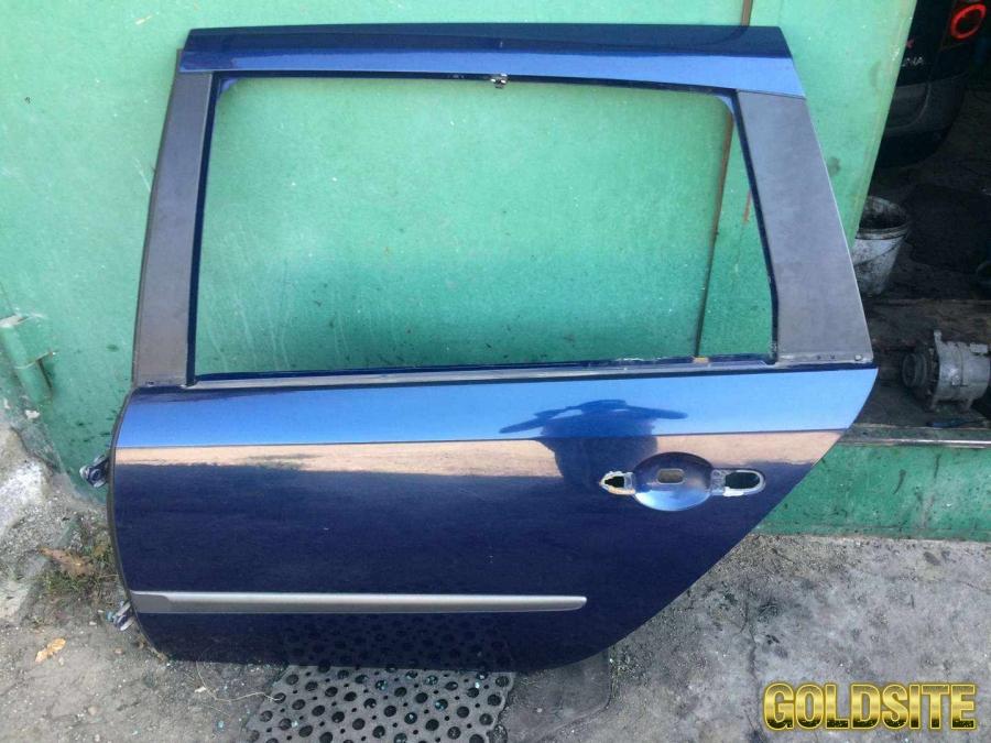Б/у дверь задняя передняя Renault Laguna 2,  Рено Лагуна 2,  универсал.