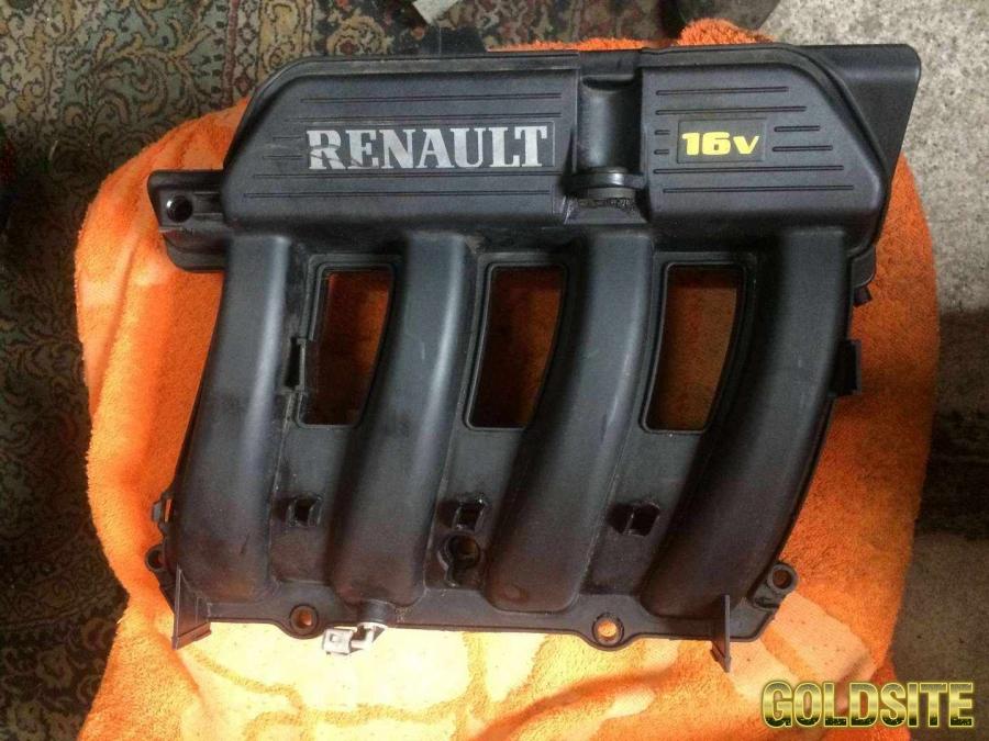 Б/у коллектор впускной Renault Scenic 1 1. 6i 16v,  8200020647