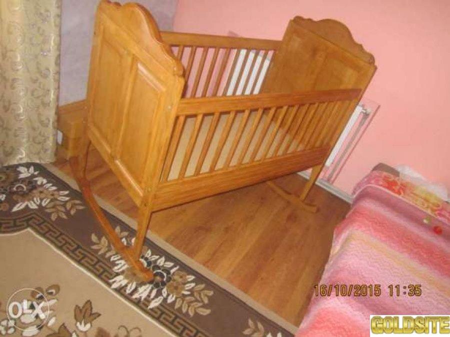 Продам Дитяче ліжечко.