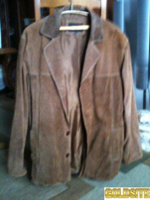 Goldsite Продается куртка мужская замшевая