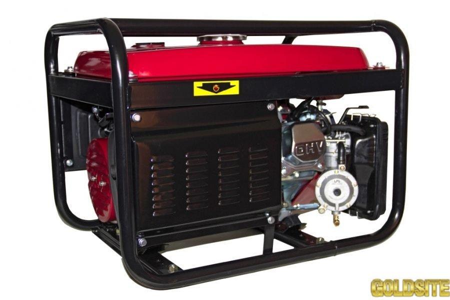 Продажа газового би-топливного генератора Musstang MG2500K-BF