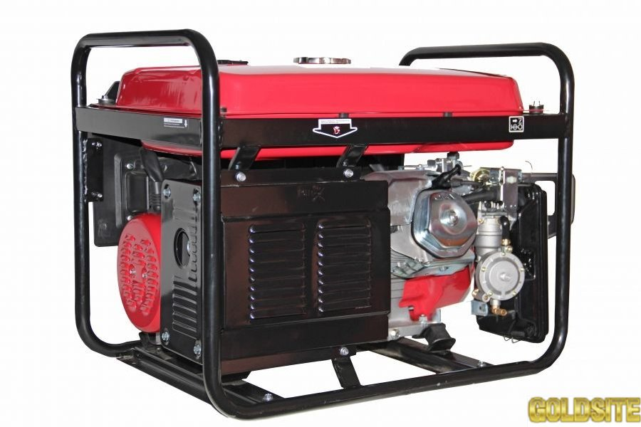 Продам генератор с функцией бензин/газ Lifan Модель LF5GF-3MS BiFuel