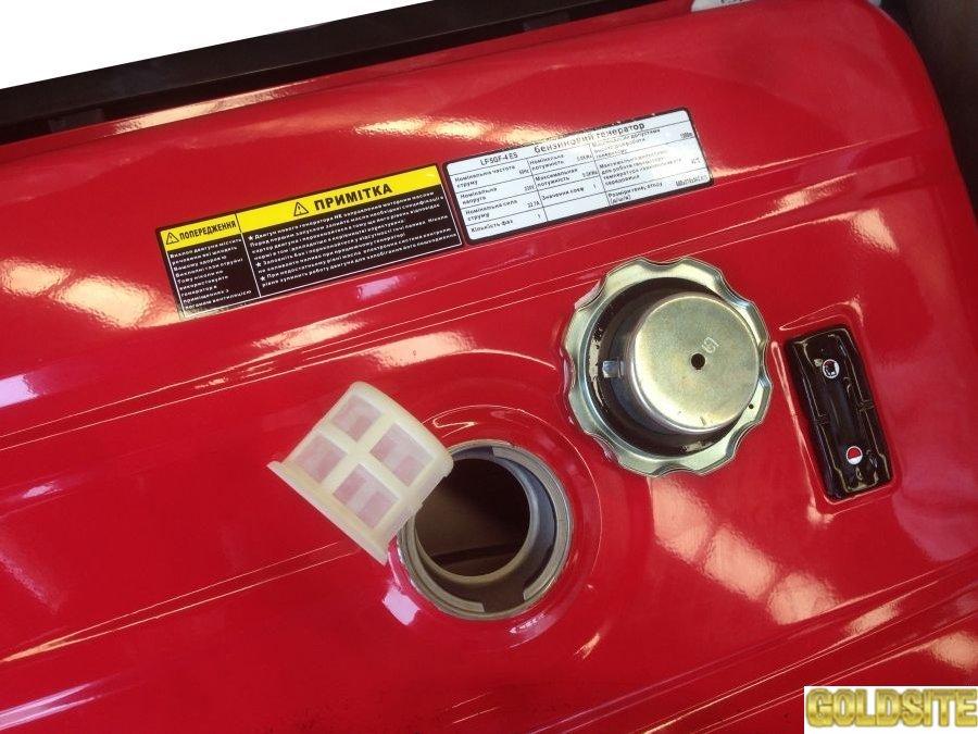 Продажа генератора би-топливного Lifan LF5GF-4ES