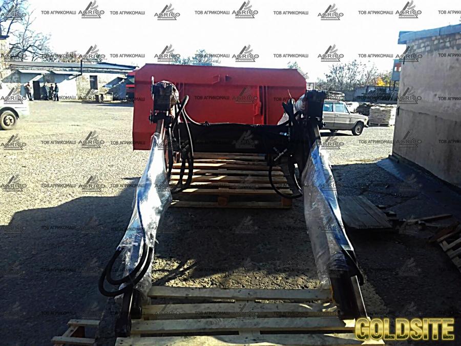 Фронтальний навантажувач на трактор,  MTЗ,  ЮМЗ,  Бердянськ