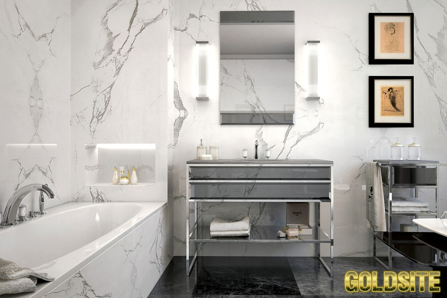 Итальянская мебель и аксессуары для ванной