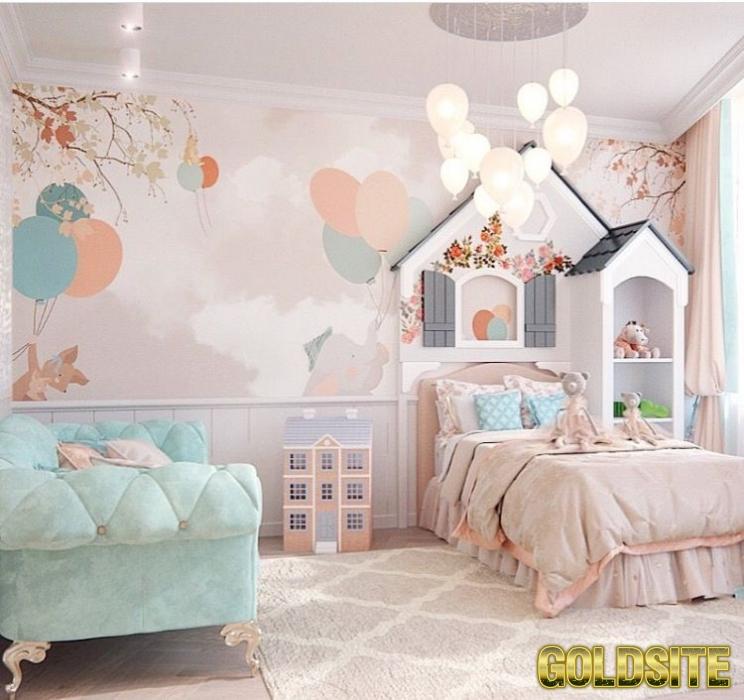 Итальянская мебель для детских комнат:   кроватки,   кровати,   пеленальные столики,   шкафы,   комо