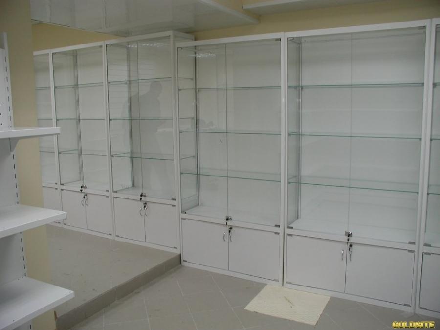 Изготовление торговой мебели под заказ в Сумах и Киеве.