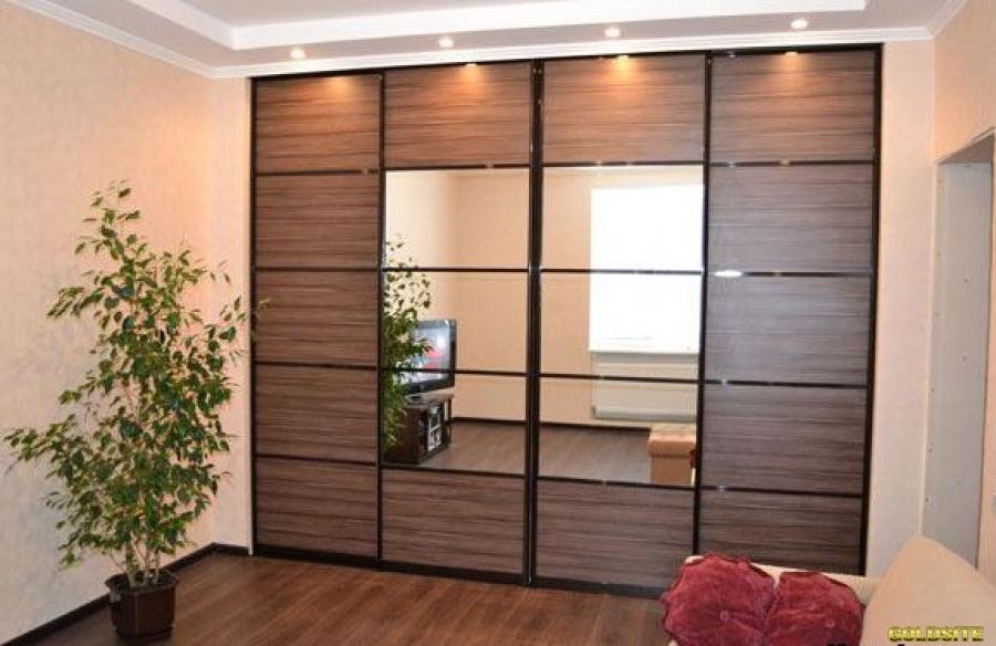 Изготовление мебели под заказ в Сумах и Киеве.  Шкафы для дома и офиса