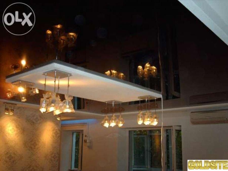 Натяжной потолок в каждый дом.