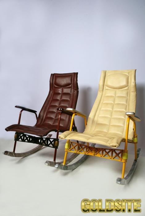 кресло качалка раскладное