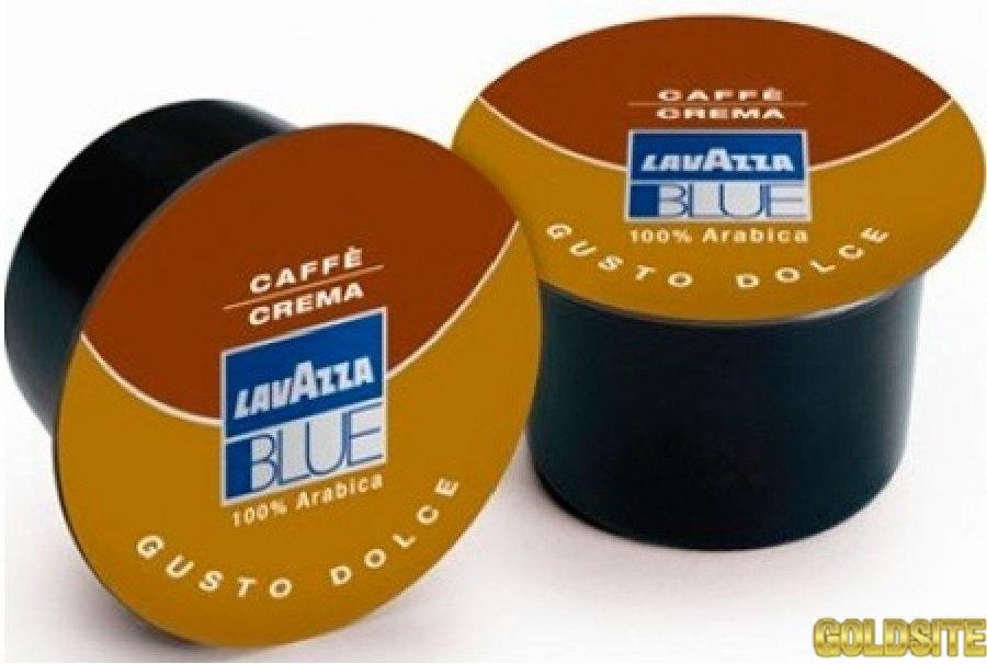 Кофе в капсулах Lavazza Blue Espresso Dolce 100 шт Доставка по всей Украине!